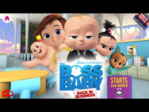 Boss Baby: Matching Pairs (Boomerang Games)
