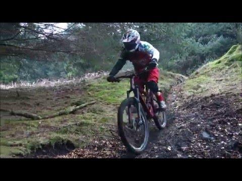 Freddie Thomson 'frodo' Chatburn Downhill