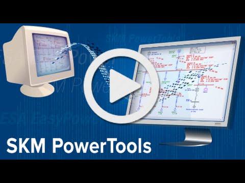 SKM PowerTools Conversion to ETAP 14