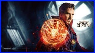 Обзор трейлера Доктор Стрэндж Doctor Strange Marvel