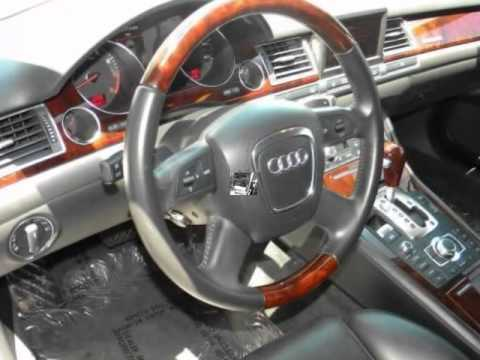 2006 Audi A8 L 4dr Sdn 42l Quattro Lwb Auto Youtube