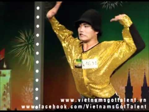 Phan Đình Huy - 'Người Không Xương' - Vietnam's Got Talent