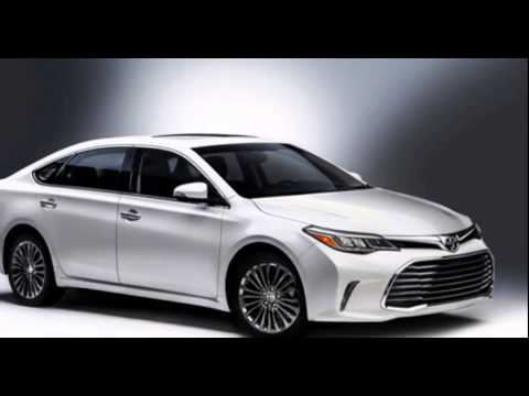 2017 Toyota Avalon Redesign
