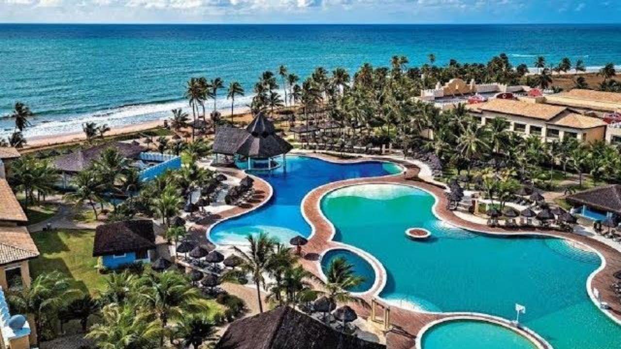 Iberostar Bahía Resort Praia Do Forte Ba Youtube