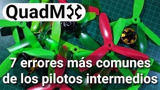 7 errores más comunes de pilotos intermedios - Español