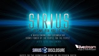 Sirius Documentary - Sirius The Movie - Sirius 2013 - Sirius Release - Film Sirius - Sirius