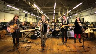 Jack & The Bear - Eris (Live @ Bristol Rhythm & Roots 2013)