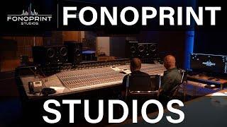 Funky Junk Story: Fonoprint Studios