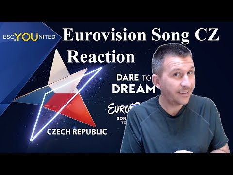 Czech Republic Eurovision 2019 - Nation Final Songs (REACTION)