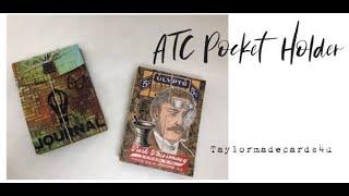 ATC Pocket Holder