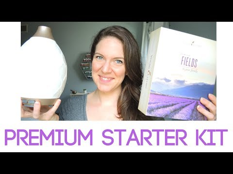 How To Use Your Young Living Premium Starter Kit