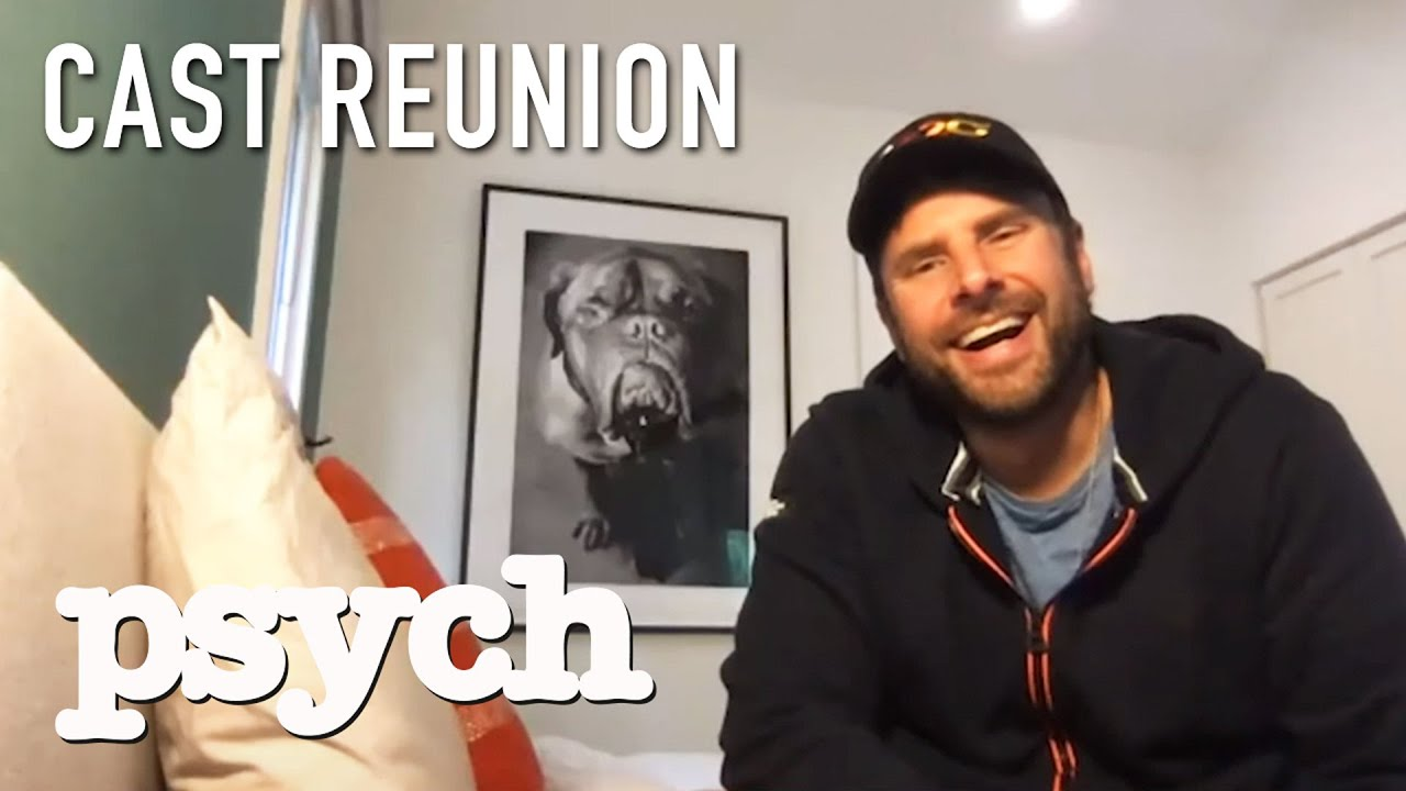Download Psych Cast Reunites To Talk Classic Moments | Psych Official