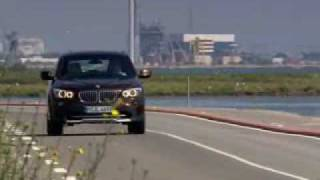BMW X1 SUV - Driving Shots