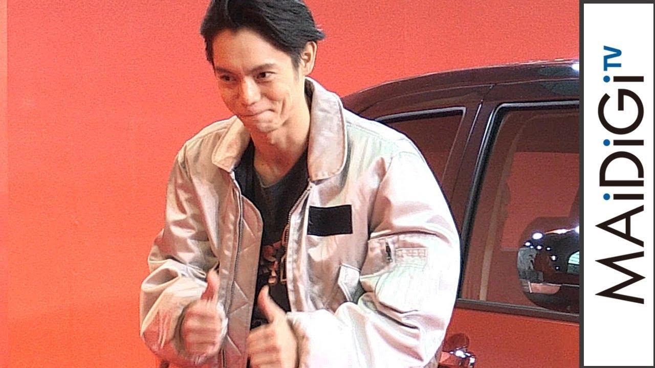 窪田 正孝 笑顔