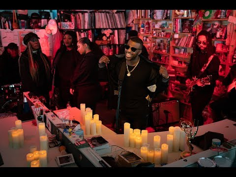 dvsn: NPR Music Tiny Desk Concert