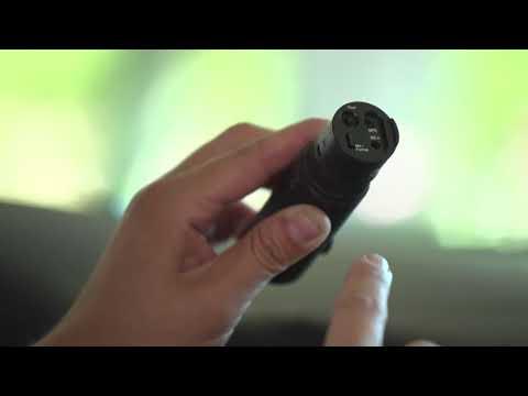 Blackvue DR590 Installation Instructions (basic) Www.dashcam.ie