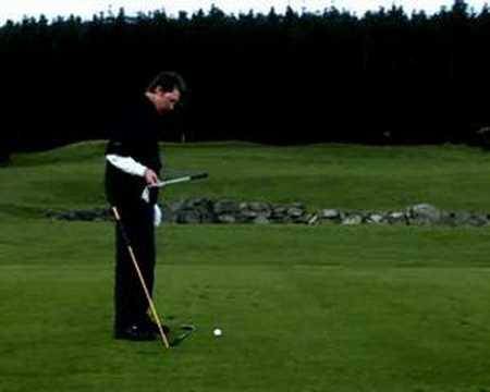 Aiming – basic golf tips