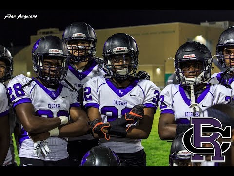 Rancho Cucamonga vs Victor Valley High School Football (09/29/2017)