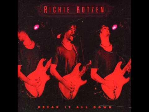 Richie Kotzen - The Feelin's Gone