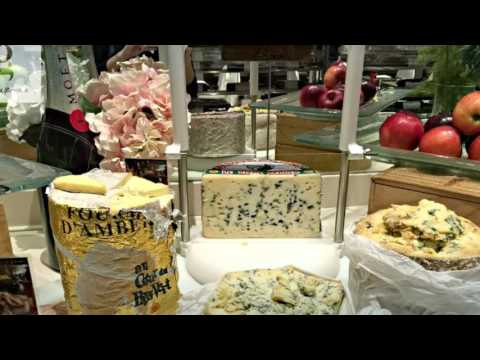 Cheese Room - Flow, Millennium Hilton Bangkok