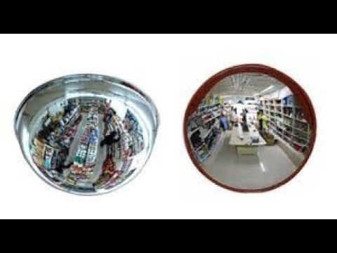 Determina la posici n y aumento de la imagen en espejos for Espejos esfericos convexos
