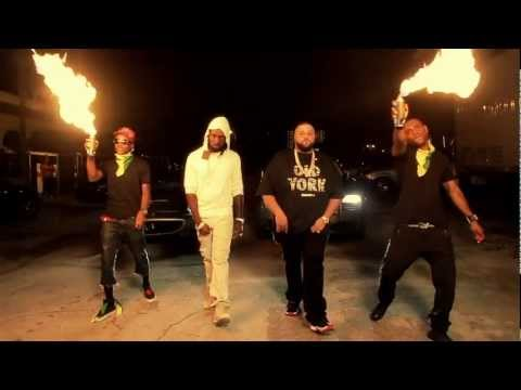 DJ Khaled Ft. Mavado - Suicidal Thoughts / Aktion Pak (Official Music Video)