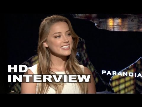 Paranoia: Amber Heard Official Interview