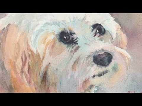 "Workshop Tutorial Video #2 ""White Puppy"" Download"