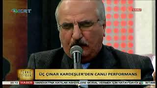 Türkü Devranı Üç Çınar Kardeşler & Bahtuni & Ahmet Koçak 15 02 2018 KRT TV