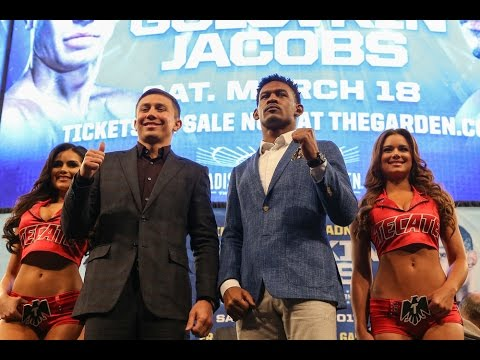 Live Stream: Golovkin vs. Jacobs Preliminary Undercards – Sat., March 18 at 7pm ET/4pm PT