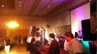 Arvinder Singh - Paani Sharab Mein - Live in Eilat 2011
