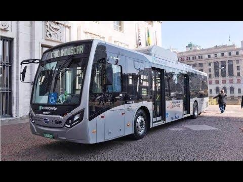É viável ter ônibus elétrico em São Paulo?
