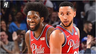 Guangzhou Long-Lions vs Philadelphia 76ers - Full Game Highlights | October 8, 2019 NBA Preseason