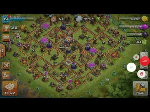 Best Th10.5 War Bases Of 2018