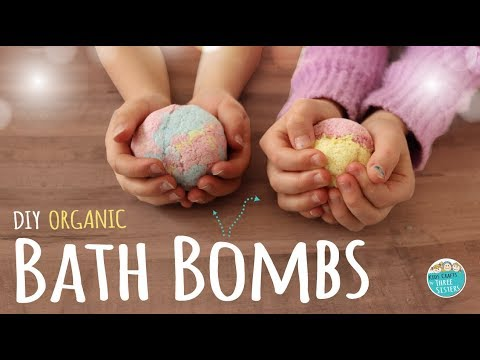 How to make the fizziest bath bomb