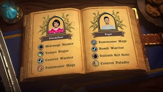 bloodyface vs. Roger – Group D Winners – HCT World Championship 2019