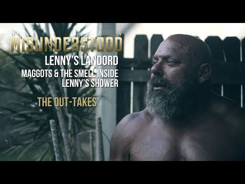 Big Lenny's Landlord | Maggots & Lenny's Shower | The Out-takes
