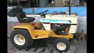 Cub Cadet 1650 hydrostatic fan mod