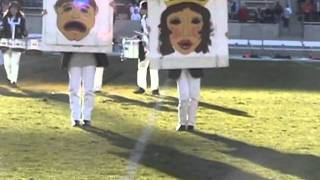 "YPMB Halftime Show, 11/10/01: ""A Flutter of Foreboding"""