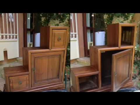 Come trasformare una vecchia cucina doovi - Trasformare mobili vecchi ...