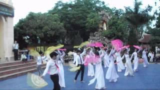 Tâm Tình Dâng Mẹ-SVCG Phú Mỹ