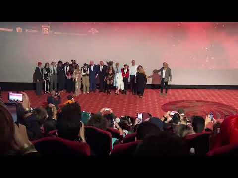 LIVE from the Halloween Kills premiere at the Chinese Theatre in Hollywood