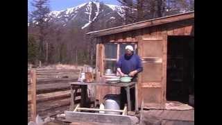Браконьерство на Елохине в Байкало-Ленском заповеднике