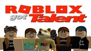 ROBLOX Got Talent Episodio 1