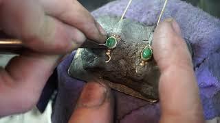 Queen Alexandra's earrings