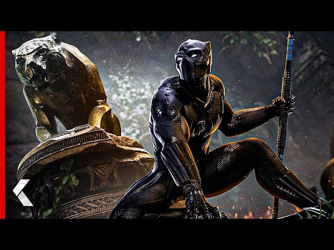 Download BLACK PANTHER 2: Wakanda Forever (2022) Movie Preview