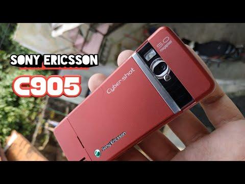 Review Hp Jadul Sony Ericsson C902 Dulu Se' Canggih Sony XZ Premium / Sony Xz2 Saat Ini 2019