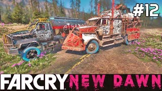 FAR CRY New Dawn Gameplay PL [#12] ETANOL Przejmujemy /z Skie