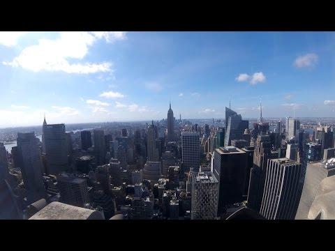 Rockefeller Center'a Gittim! | New York | Manhattan - Vlog #34