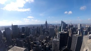 Rockefeller Center'a Gittim!   New York   Manhattan - Vlog #34